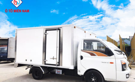 Thị Trường Xe Tải Sôi Sục Với Chiếc Xe Tải Hyundai Porter H150
